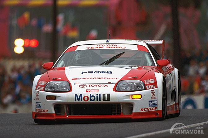 Toyota Supra Racing berhasil membuktikan bahwa mobil legendaris ini banyak menyabet gelar bergengsi