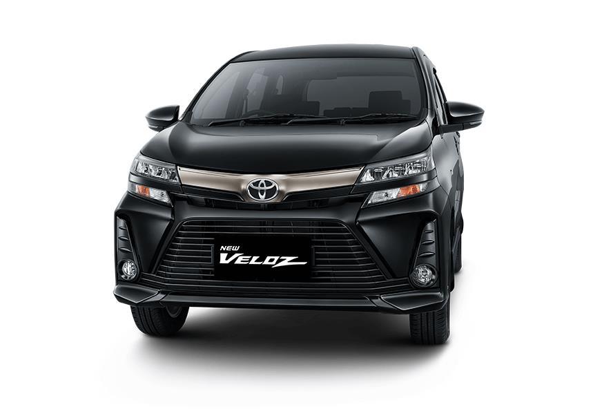 Toyota Avanza Veloz 1.3 Liter berubah secara total terutama dalam hal eksterior