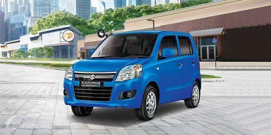 Suzuki Karimun Wagon R Indonesia berdiri dalam kategori LCGC
