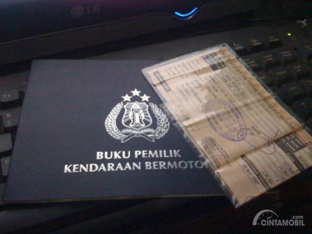 BPKB dan STNK kendaraan bermotor di Indonesia