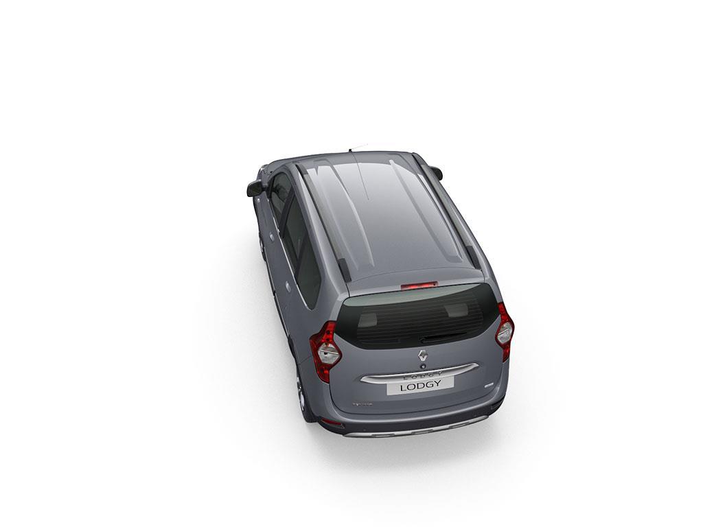 Tampak tampilan belakang Renault Lodgy 2015