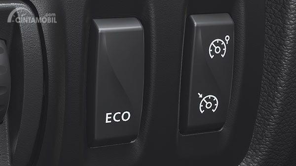ECO Mode Nissan Kicks 2019 hanya didapati pada versi diesel dan belum ditemui pada mesin bensin