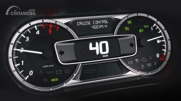 MID Nissan Kicks 2019 menyajikan berbagai informasi penting seputar kendaraan