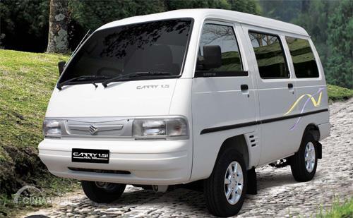 Tampak Suzuki Carry Futura GX