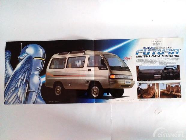 Suzuki Futura 1.3 buatan karoseri Indonesia