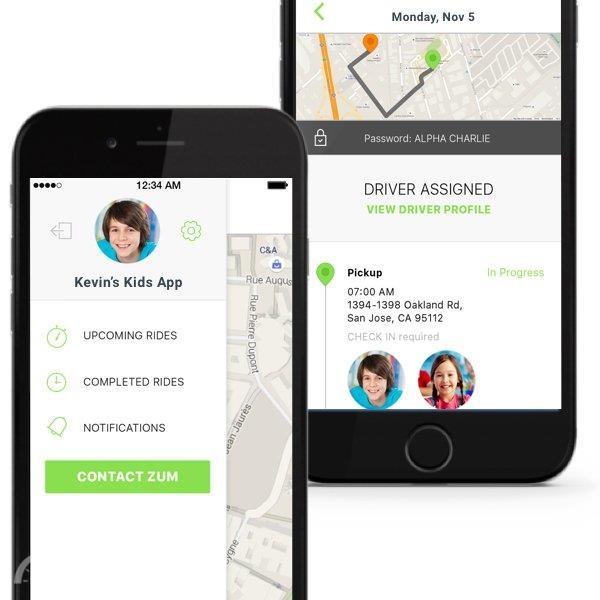 aplikasi Zum pada smartphone