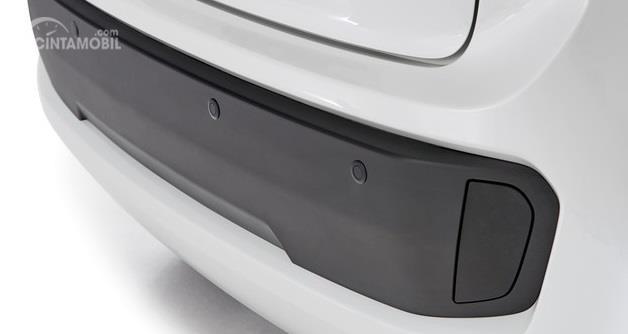 Rear Parking Sensor Suzuki Ignis 2019 sudah didapati di semua variannya