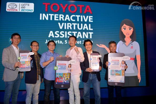 TARRA, Jawaban Toyota Atas Kebutuhan Konsumen Zaman Now