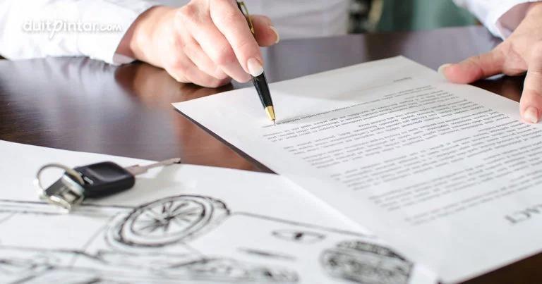 Inilah pentingnnya membaca klausul terms and conditions sebelum Anda tanda tangani
