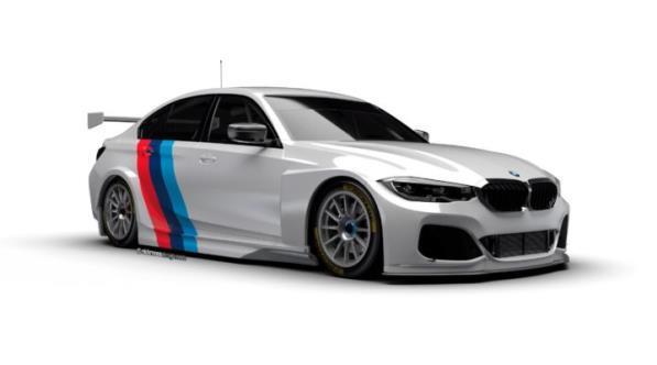BMW Seri 3 Terbaru Mengaspal di BTCC