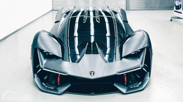 Sosok Lamborghini Terzo Millenio, mobil konsep yang menjadi cikal bakal LB48H