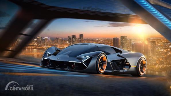 Hypercar Hybrid Lamborghini Siap meluncur di Franfurt, Bagaimana Bocorannya?