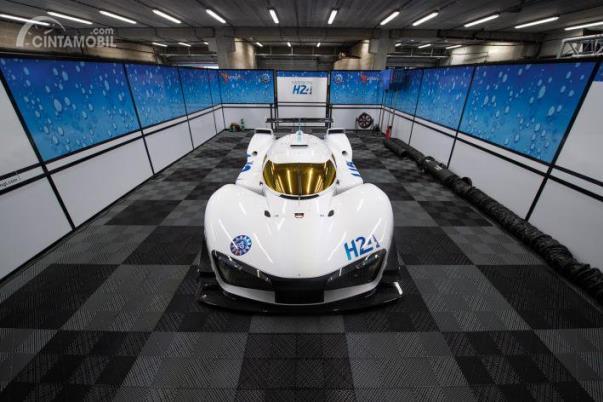 Dapat Sambutan Positif, Mobil Balap Hidrogen Bersiap Turun Balap Tahun Ini.