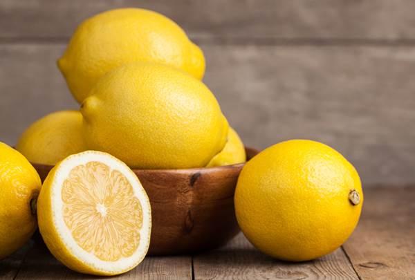 lemon pengharum mobil