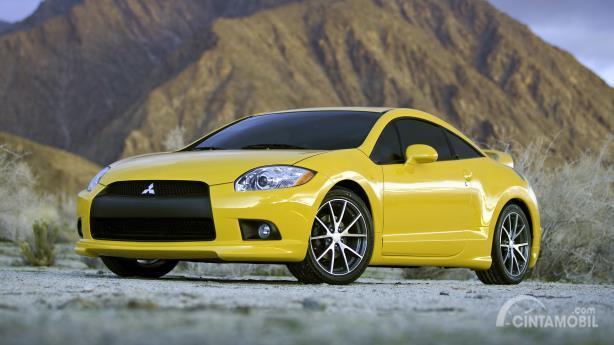Mitsubishi Tak Lagi Produksi Mobil Sport, Mengapa?