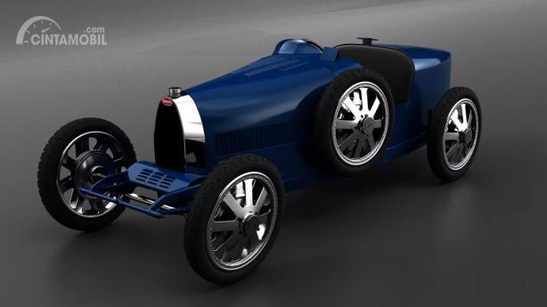 Rendering Bugatti Baby II