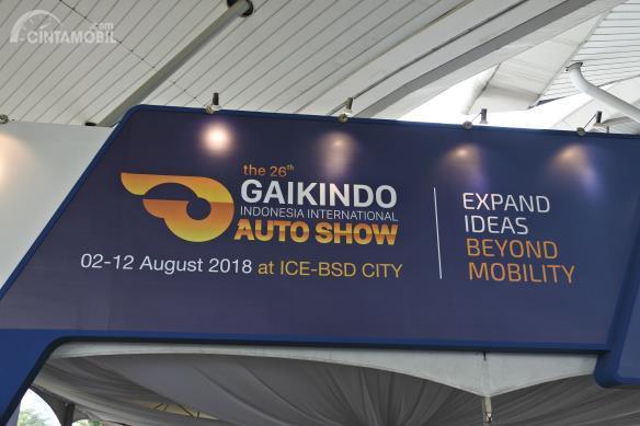 GAIKINDO Umumkan Daftar Peserta GIIAS 2019