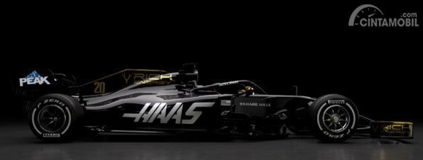 Haas VF-19