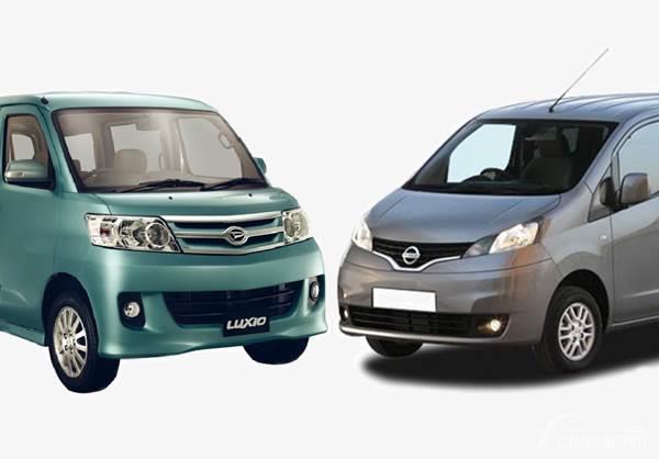 Pilih Mobil Bekas MPV Boxy: Nissan Evalia vs Daihatsu Luxio
