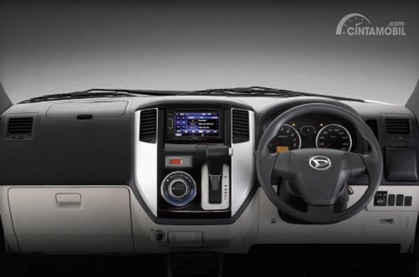 Dashboard Daihatsu Luxio