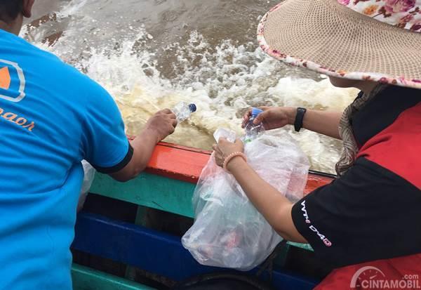 benih ikan untuk sungai musi