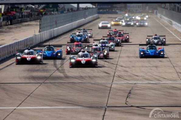 Meriah, Dua Balapan Akbar Ini Hadir di Sebring International Raceway
