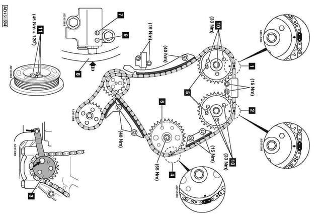 Cara penggantian Timing Belt