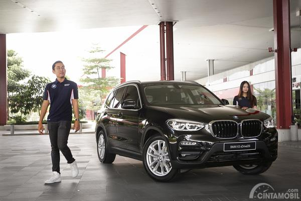 Model dan BMW X3 sDrive20i 2019
