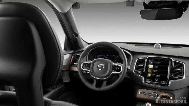 Manfaatkan Kamera Dalam Mobil, Volvo Siapkan Sistem Pendeteksi Pengemudi Mabuk