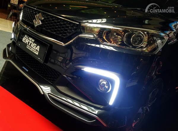 Bemper dan gril depan All New Ertiga Suzuki Sport