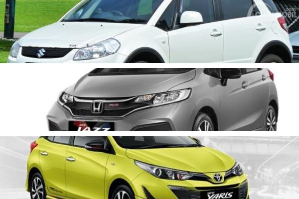 Ini Dia Pilihan Hatchback Jepang Dengan Pengalaman Balap (Bagian I)