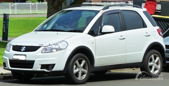 Gambar menunjukkan Suzuki SX4 2007