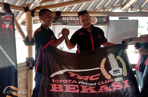 Ketua chapter Bekasi