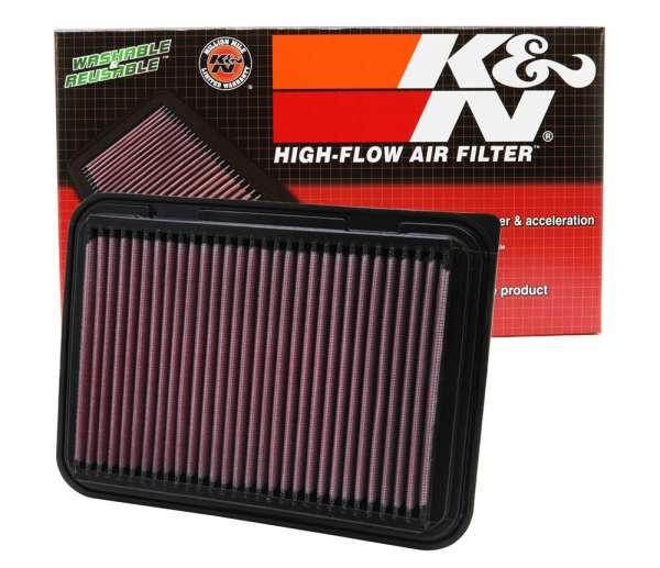 air filter aftermarket tipe replacement buatan K&N