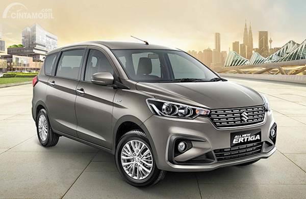 Berapa Biaya Servis All New Suzuki Ertiga untuk 10.000 Km Pertama?