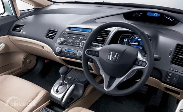 interior Honda Civic 2008