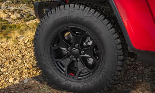 Foto pelek All-New Jeep Gladiator Launch Edition