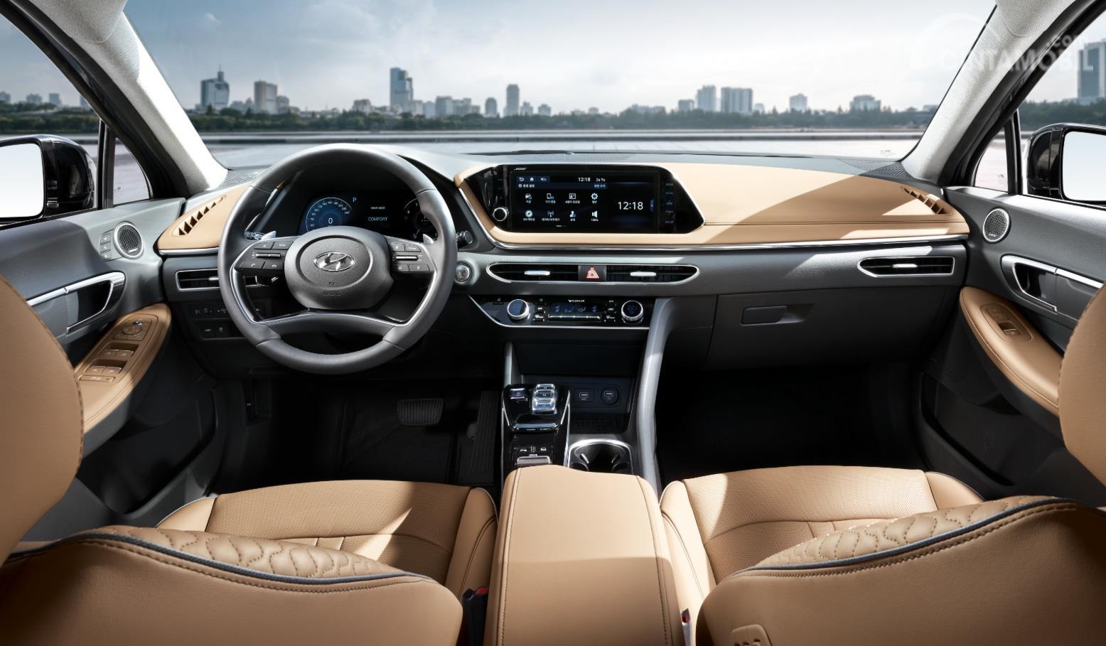 Review Hyundai Sonata 2020 Generasi Baru Dari Anak Emas Hyundai