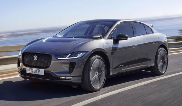 Ungguli Kompetitornya, Jaguar I-Pace Sabet Gelar World Car Award 2019