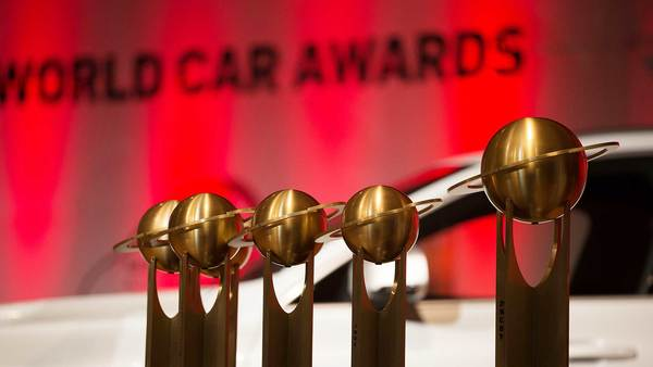 Foto penghargaan World Car Awards 2019