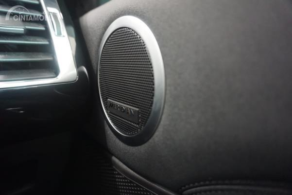 Audio mobil Meridian Land Rover Discovery