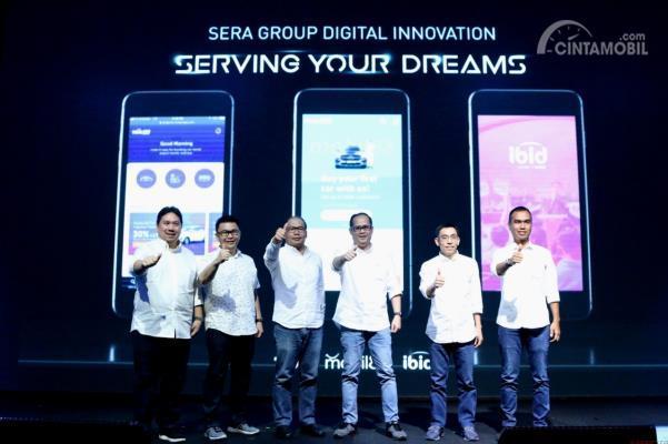 Peluncuran tiga produk baru SERA