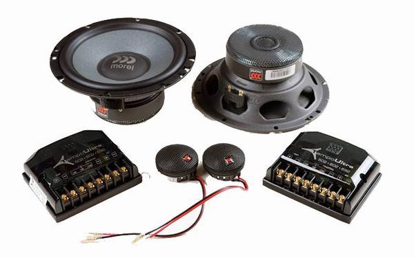 Foto speaker split atau 2-way