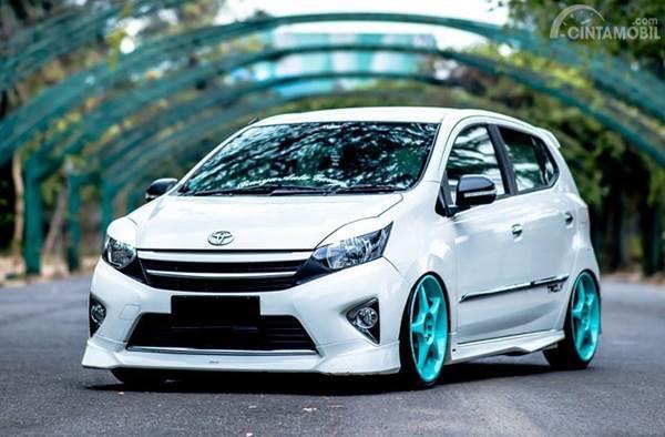 Modifikasi Toyota Agya Daihatsu Ayla, Cukup Rp5 Jutaan Tampil Elegan