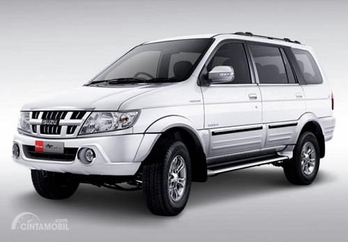 Isuzu Panther MPV diesel opsi alternatif