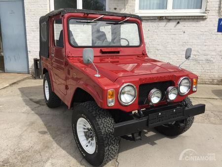 Daihatsu Taft F10 dirilis di Jepang pada tahun 1974