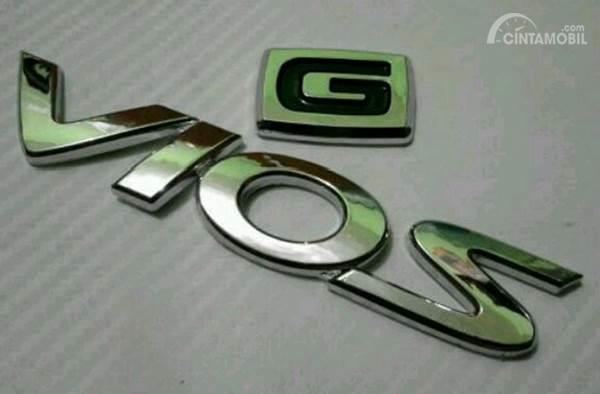 Emblem Toyota Vios