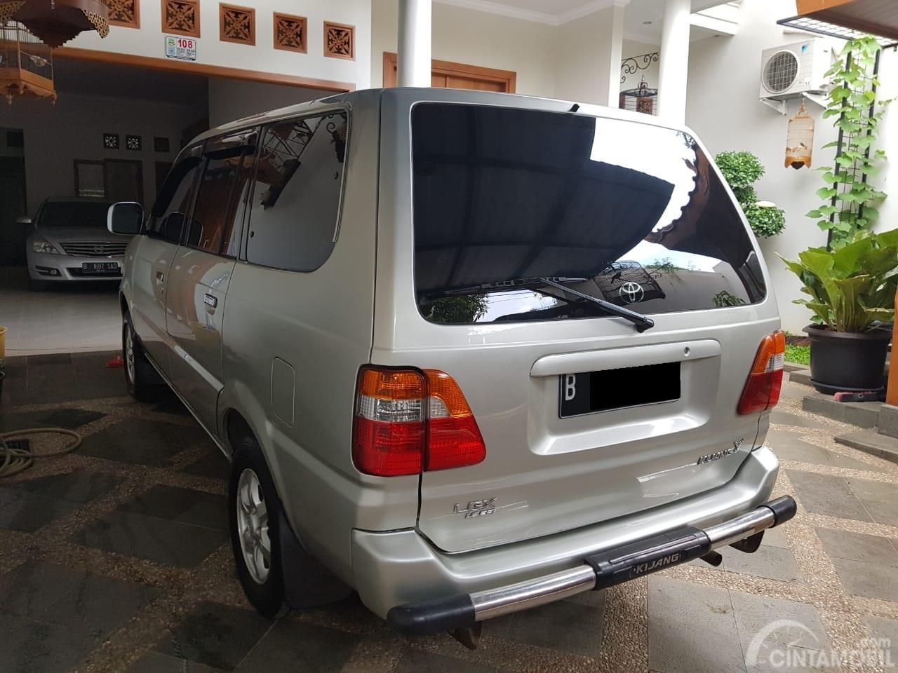 Review Toyota Kijang Lgx Efi Facelift 2002