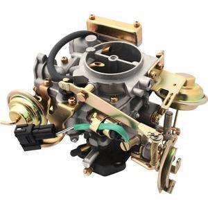Gambar menunjukkan Karburator Toyota Kijang LGX 1997 Mesin 7K