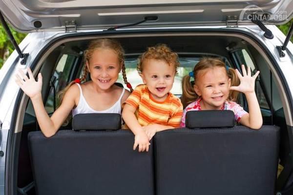 Tips Mudik Bersama Anak-anak Biar Si Kecil Selalu Nyaman